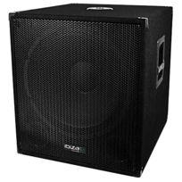 Ibiza Sound - Caisson bi-amplifié 1200W Cube1815SOLO