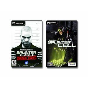 Ubi Soft - Pack 2 Jeux : Splinter Cell Et Splinter Cell Double Agent - Pc