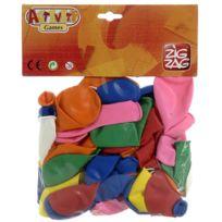 zig zag jeux action - 50 ballons de baudruche