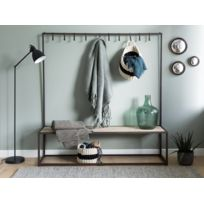 vestiaire fer forge achat vestiaire fer forge pas cher rue du commerce. Black Bedroom Furniture Sets. Home Design Ideas