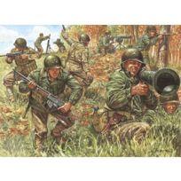 Italeri - Figurines 2ème Guerre Mondiale : Infanterie américaine