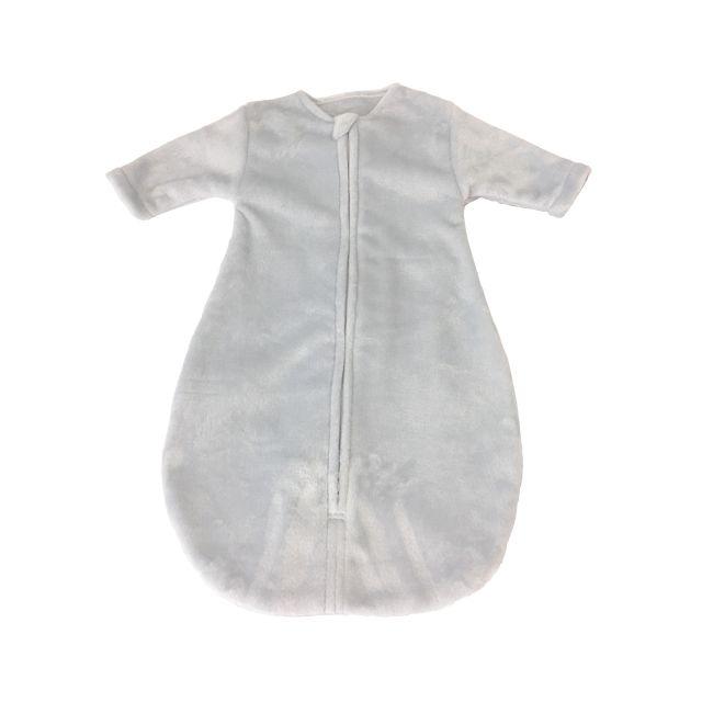 babycalin gigoteuse naissance hiver en flanelle gris. Black Bedroom Furniture Sets. Home Design Ideas