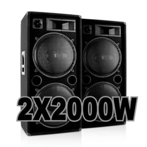 ibiza sound pack 4000w avec 2 enceintes 1000w prix 100 canon pas cher achat vente packs. Black Bedroom Furniture Sets. Home Design Ideas