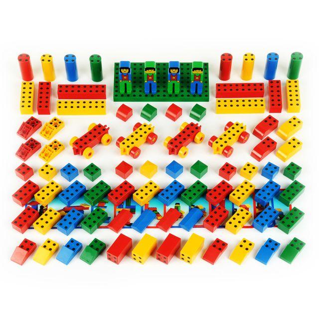 Klein Jeu de construction : Set Manetico Creative : 85 pièces
