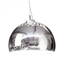 Paris Prix - Lampe Suspension Loft Chrome