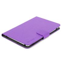 Ngs Technology - Etui pour tablettes de 7 pouces à 8 pouces purple papiro