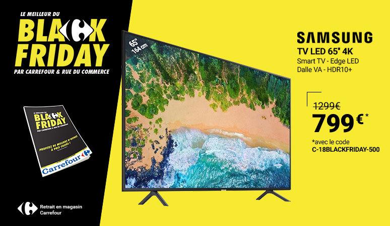 Black Friday - Samsung TV