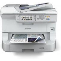 Epson - WorkForce Pro Wf-8590DTWF - 4-en-1 A4/A3+ Ethernet + WiFi + Recto Verso + Pdl