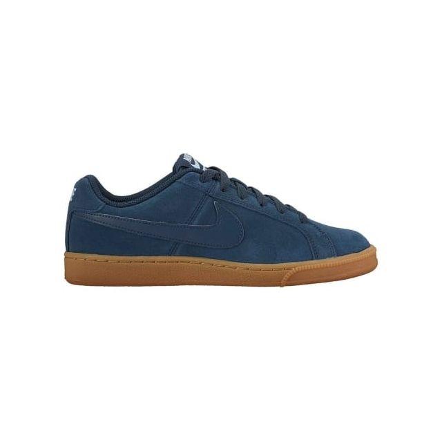 Nike Chaussures bleu Court Royale Suede bleu Chaussures femme Multicolour pas 4b7ab0