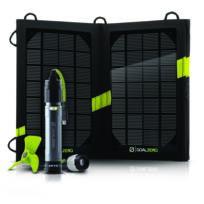 Goalzero - Kit Batterie Solaire Portable Switch 10