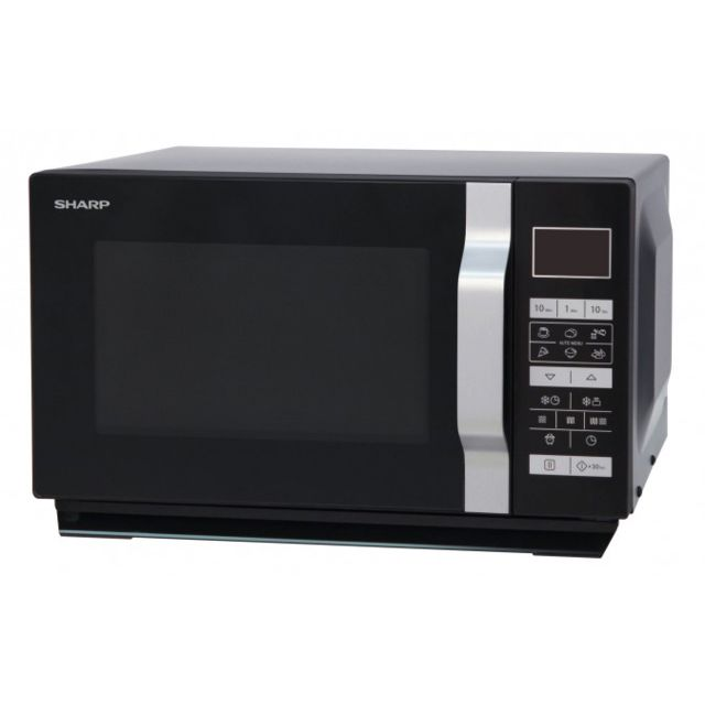 Sharp Four micro-ondes gril R760BK - Noir