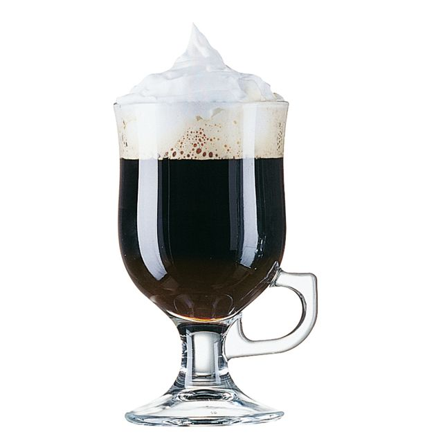 Lebrun Verre a pied 24 cl Irish Coffee
