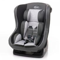 4BABY - Aygo Siège auto bébé 0-18 kg enfant groupes 0/0+/1 Gris