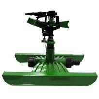 Multitanks - Arroseur rotatif canon sur traineau