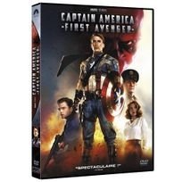 Marvel - Captain America The First Avenger Dvd