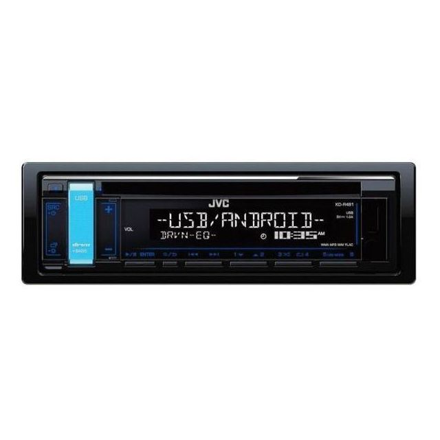 Jvc Autoradio Mp3 Kd-r 481