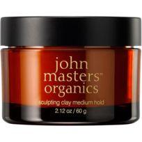 John Masters Organics - Pâte Coiffante à l'Argile