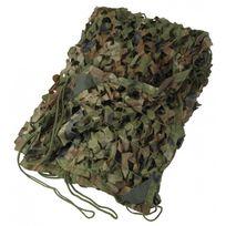 Ribimex - Filet de camouflage 4m x 5m