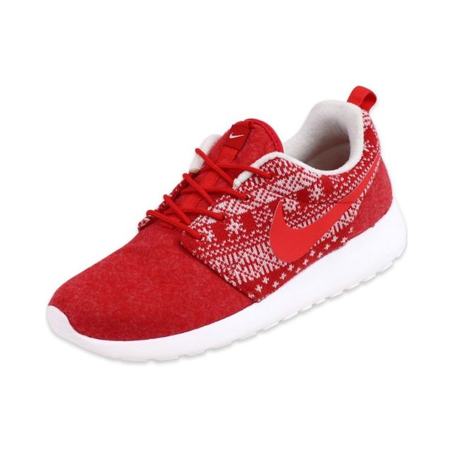 bas prix 44b12 f0e61 Chaussures Roshe One Winter Rouge Femme Multicouleur 36.5