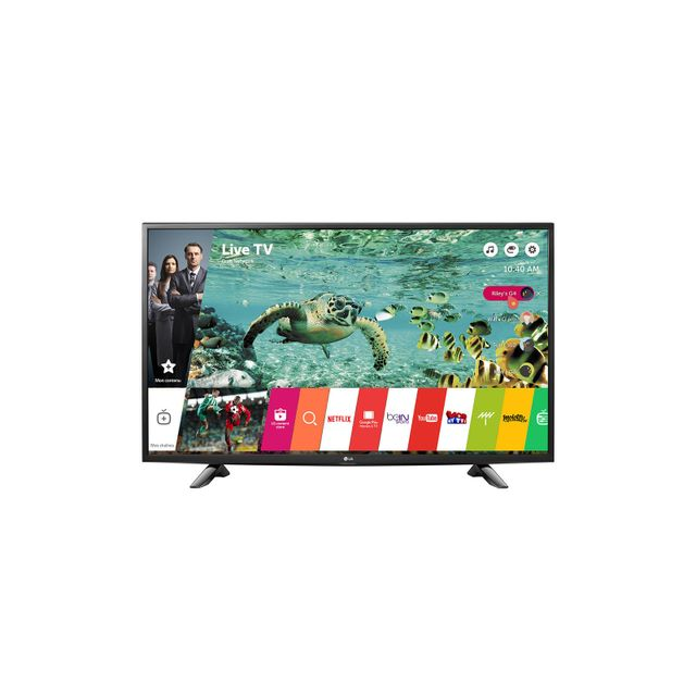 LG - TV LED 49'' 123cm, – 49UH603V