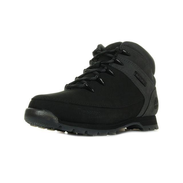 Timberland - Boot Euro Sprint Hiker - Ca1KAC Noir