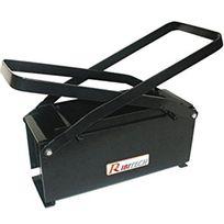 Ribimex - Presse à briquettes papier 21,5x9x9cm