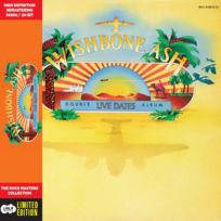 Vinyl Replica de Luxe - Wishbone Ash - Live dates Boitier cristal