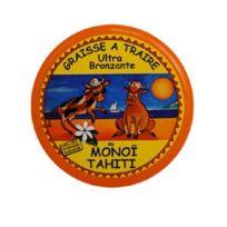 Monoi La Tahitienne - Graisse à traire Ultra Bronzante au Monoi de Tahiti