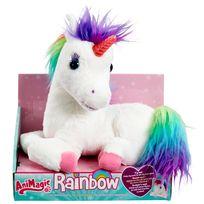 ANIMAGIC - Rainbow, ma Licorne Magique - 31224.4376