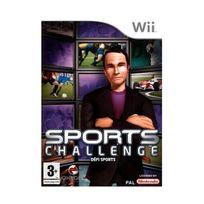 Oxygene - Sports Challenge : Defi Sports - Wii