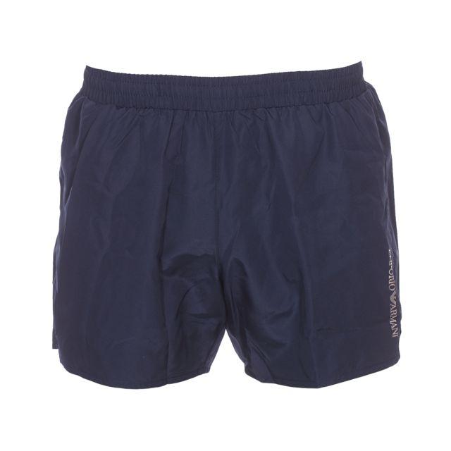 Armani Ea7 Short de bain Emporio Armani bleu marine