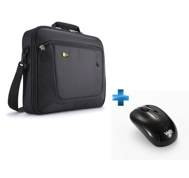 787bb4d09f CASE LOGIC - Pack sacoche PC portable 15,6'' + souris sans fil - pas ...