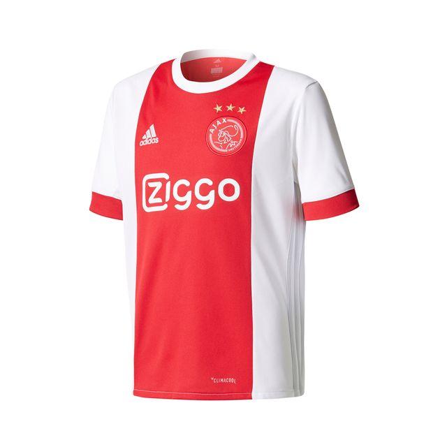 brand new 086ca c8278 Adidas performance - Maillot Ajax Amsterdam Domicile 2017 18 Junior
