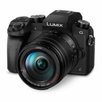 Panasonic - Pack Lumix G7 Noir + 14-140
