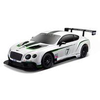 Tobar - 01:24 Race - Bentley Gt3 - ModÈLE Kit De Construction - GarÇONS Jouet Cadeau Voiture
