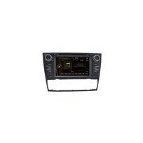 Auto-hightech - Autoradio Gps Bluetooth pour Bmw SŽrie 3 E90 / E91 / E92 / E93 de 2005 ˆ 2012 - Climatisation automatique