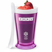"""Zoku - Coupe Réfrigérante Express """"slush&shake Maker"""" - Violet"""