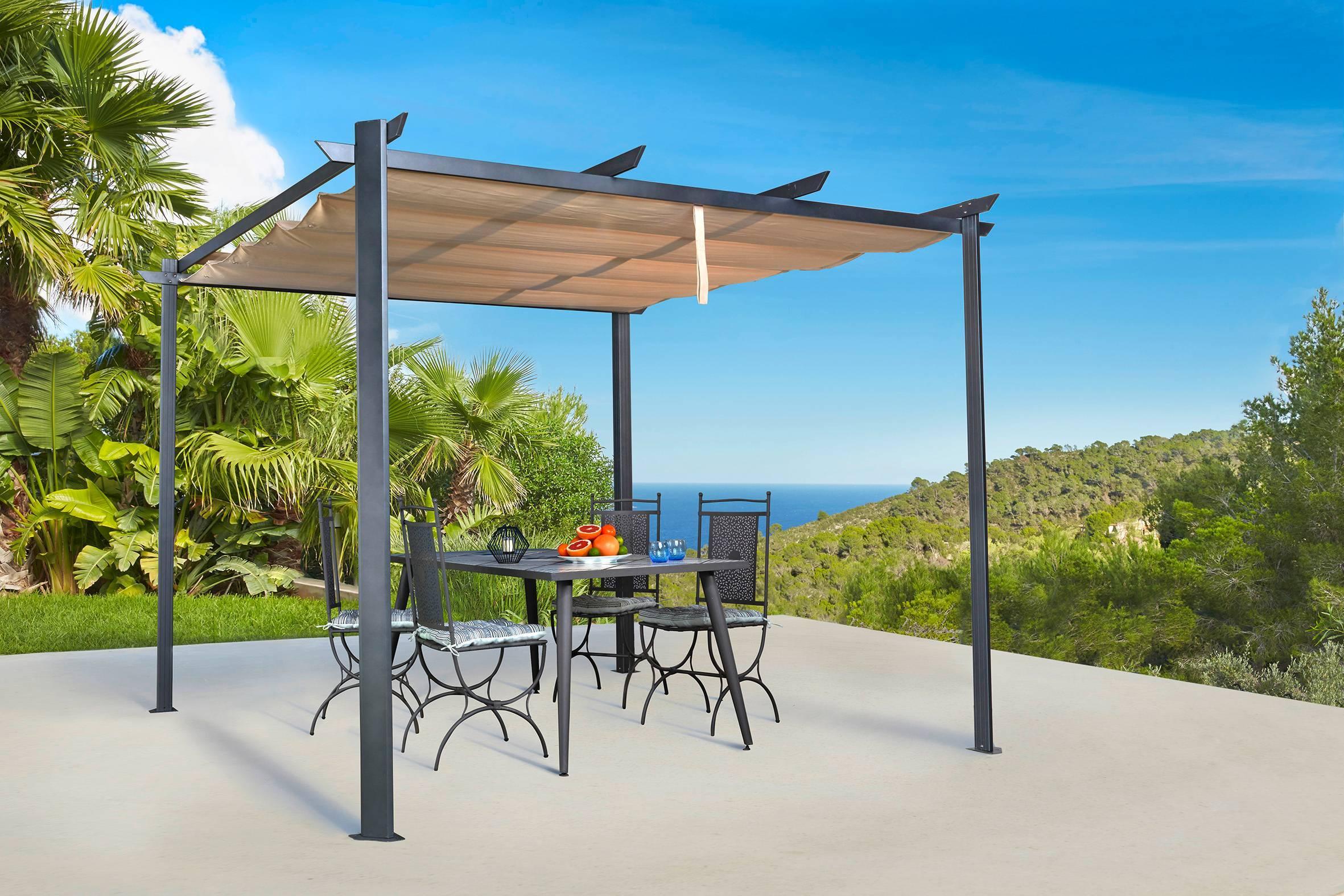 tonnelle retractable pas cher tonnelle de jardin toile rideau fabricant rideaux pour tonnelle. Black Bedroom Furniture Sets. Home Design Ideas