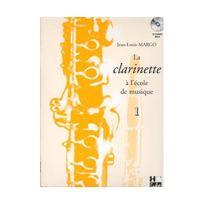 Cube - La clarinette à l'école de musique Volume 1 version en Si bémol