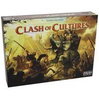 Z-man Games - Zman Games Jeu de Plateau - Clash of Cultures