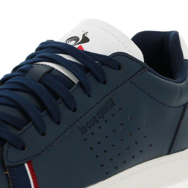Le Coq Sportif Chaussures mode ville Courtstar navy lisse