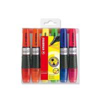Stabilo - Surligneursà encre liquide Luminator - coloris assortis