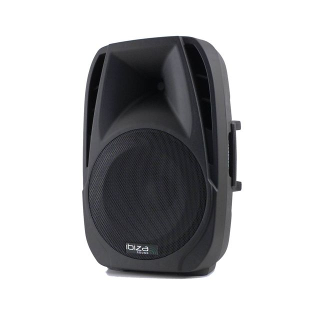 Ibiza Enceinte amplifiée 500 W Usb/SD/Bluetooth Bt-15A