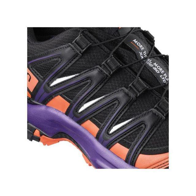 dc2c69e930c Salomon - Chaussures femme Xa Pro 3D Gtx® Ltd noir orange - N A - pas cher  Achat   Vente Chaussures trail - RueDuCommerce