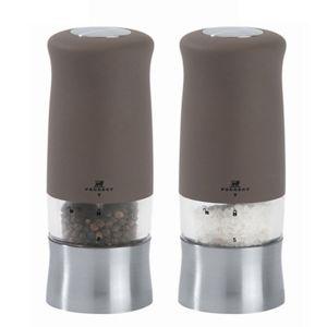 peugeot 21269 21276 ensemble moulins electriques sel et poivre 14cm basalte zephir pas. Black Bedroom Furniture Sets. Home Design Ideas