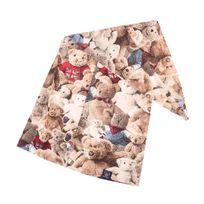 Arthur - Bonnet de nuit à imprimé oursons en peluche