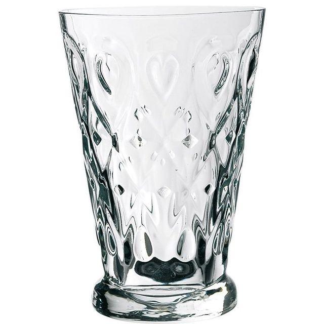 La Rochere Chope en verre soufflé machine- 40 cl-Lot de 6 - Lyonnais