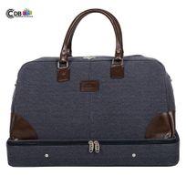 Compagnie Du Bagage - Sac de voyage So British Xl bleu