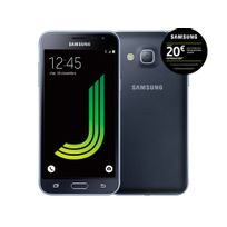 Galaxy J3 2016 - Noir