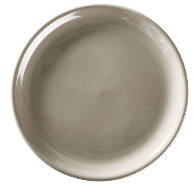 Lebrun Assiette plate taupe 29 cm Vita